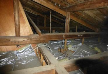 築56年の木造住宅を、熊本市の補助金活用で耐震改修。